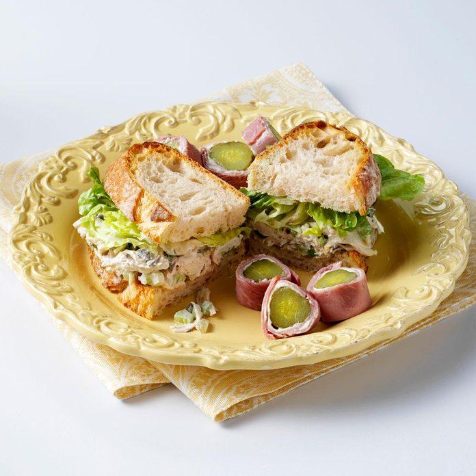 Inspired by: Panera Napa Almond Chicken Salad