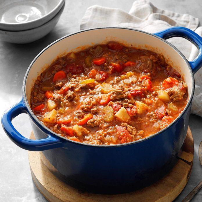 Favorite Hamburger Stew