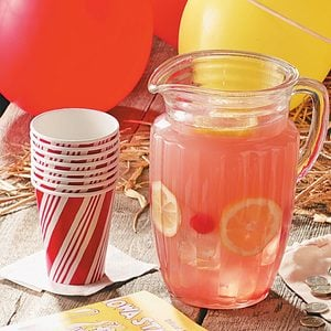Fresh-Squeezed Pink Lemonade