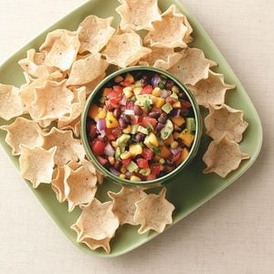 Fresh Summer Salsa