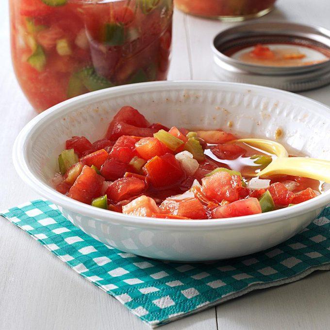 Fresh Tomato Relish