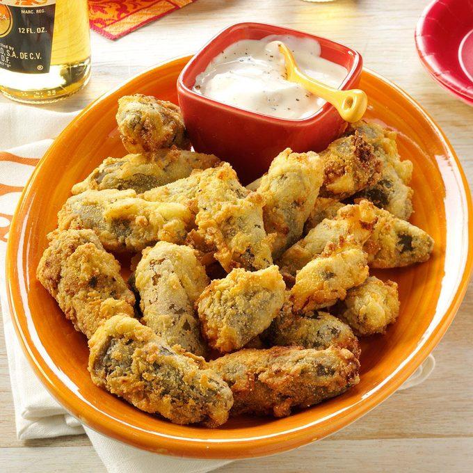 Fried Jalapenos