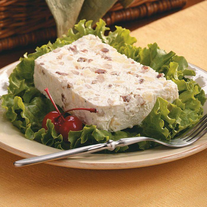 Frozen Date Salad