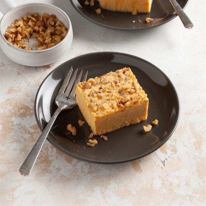 Frozen Pumpkin Dessert