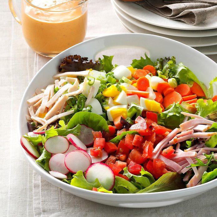 Garden-Fresh Chef Salad