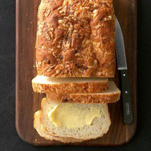 Garlic Fontina Bread