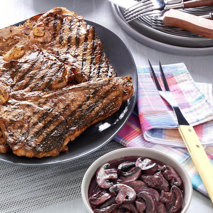 Inspired By: T-Bone Steak