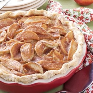 German Apple Pie