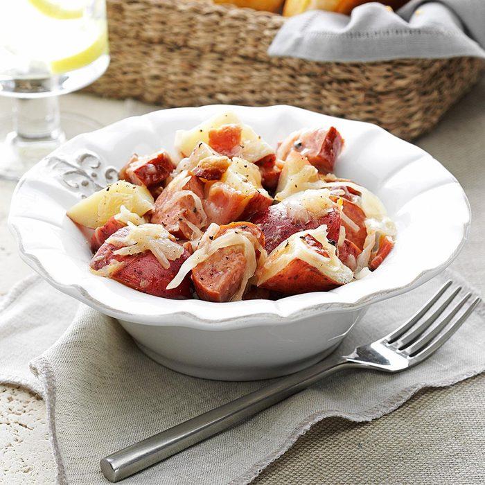 German Potato Salad With Sausage Exps39528 Sd2856494b12 11 3bc Rms 7