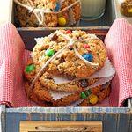 Giant Monster Cookies