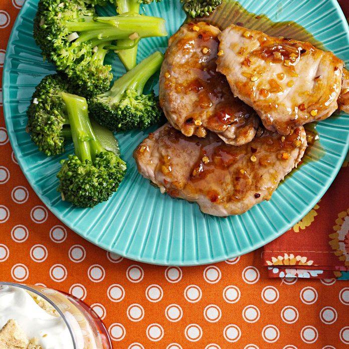 Ginger Broccoli Stir-Fry