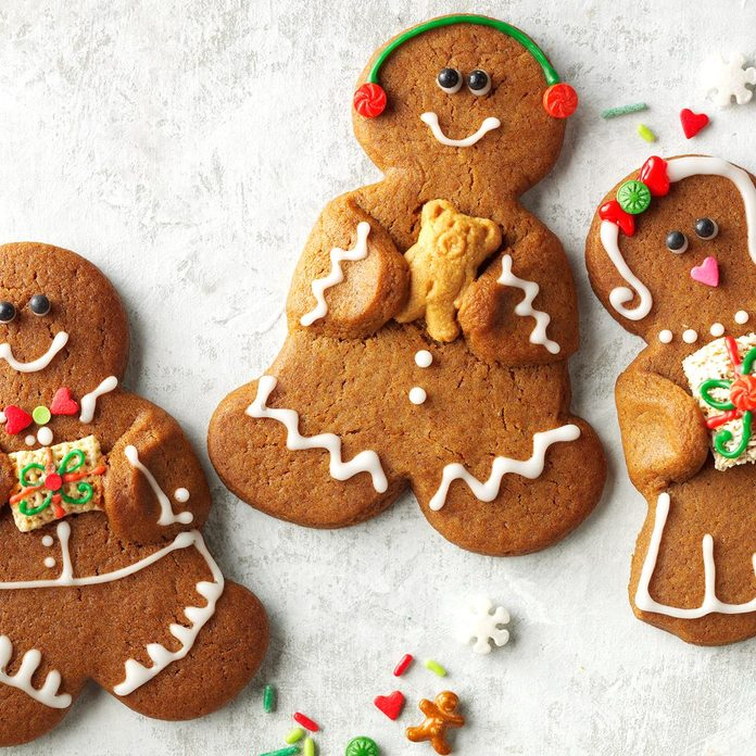 Day 22: Gingerbread Buddies