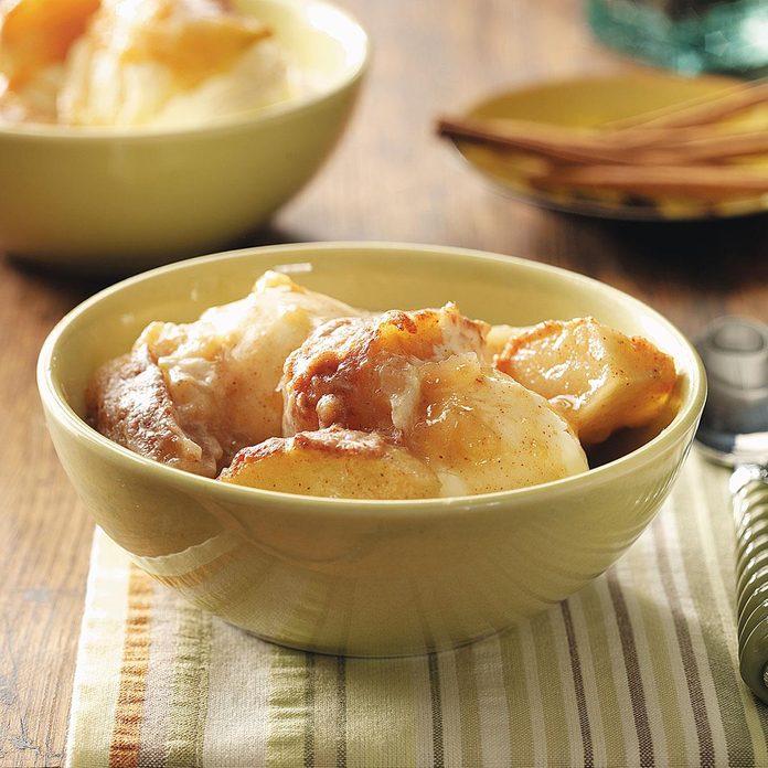 Glazed Cinnamon Apples