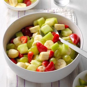Glazed Fruit Medley