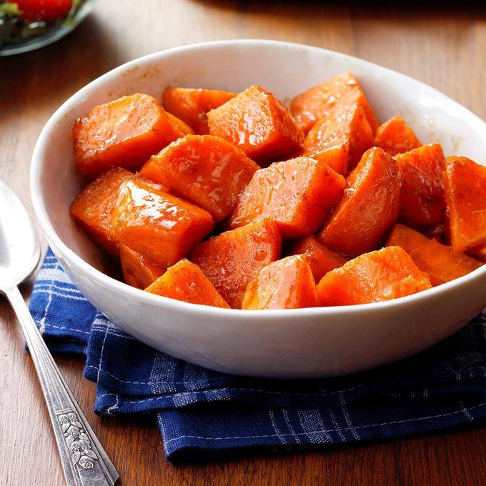 Glazed Sweet Potatoes