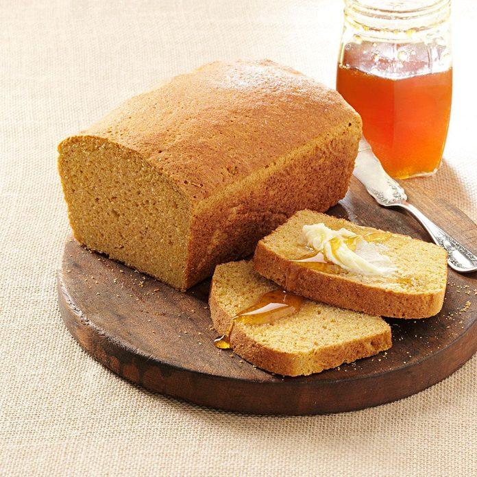 Gluten-Free Anadama Bread
