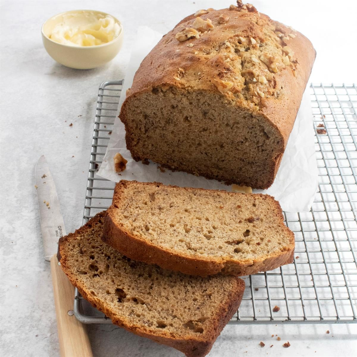 Gluten Free Banana Bread Exps Ft20 45495 F 0511 1 Home 13