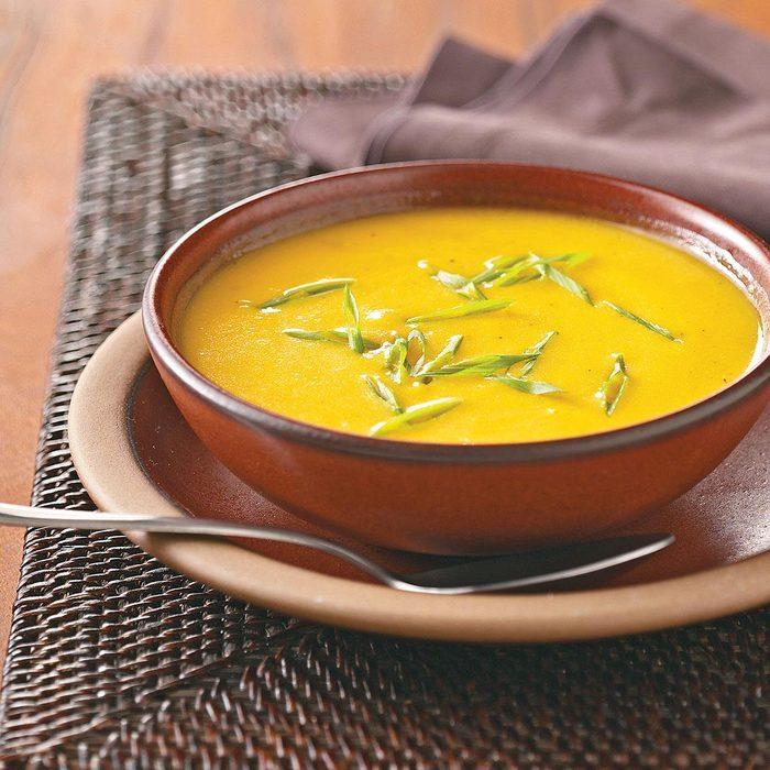 Golden Squash Soup