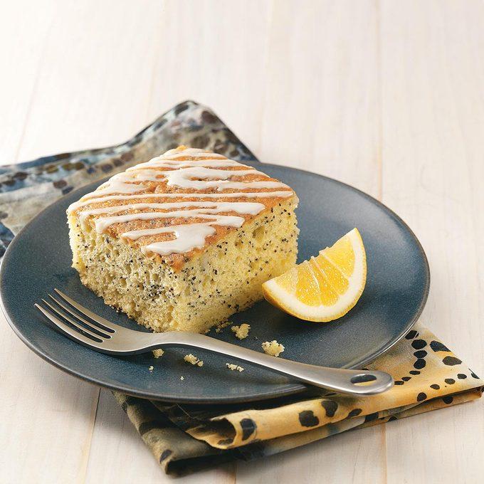 Grandma's Lemon Poppy Seed Cake