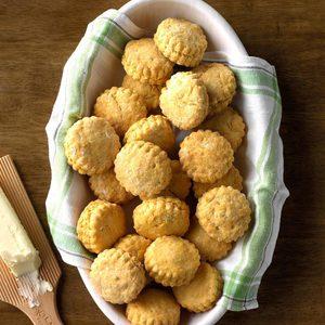 Grandma's Sweet Potato Biscuits
