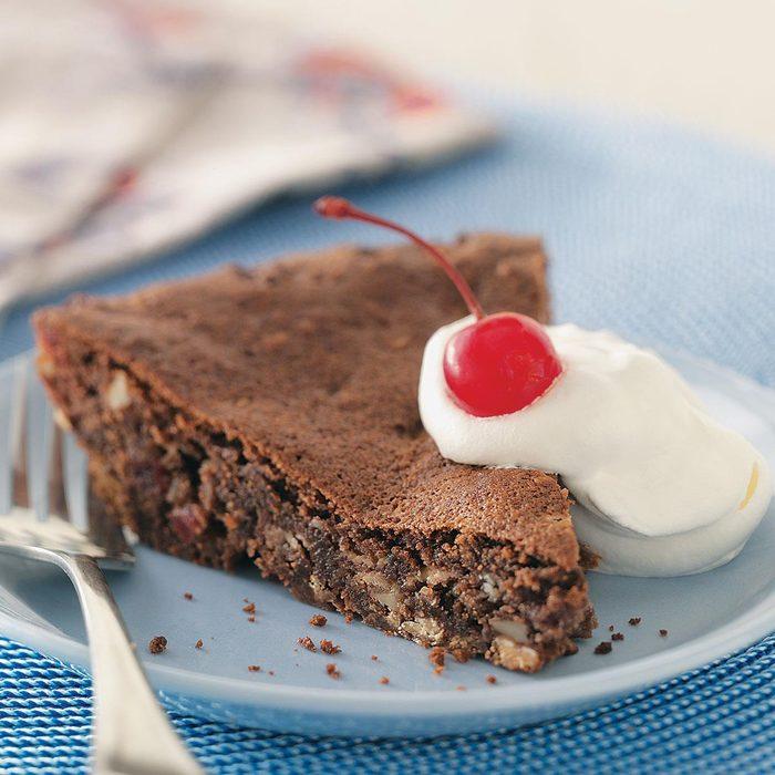Great American Brownie Pie