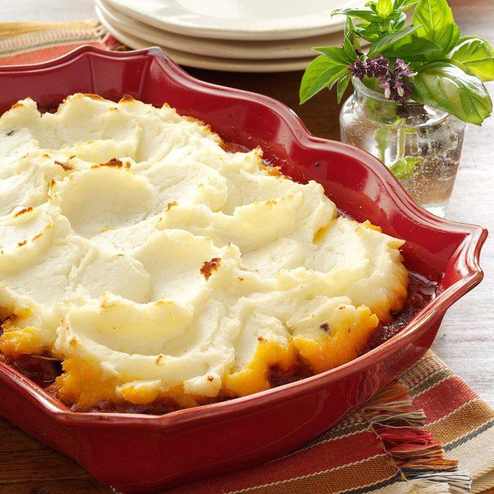 Greek Shepherd's Pie