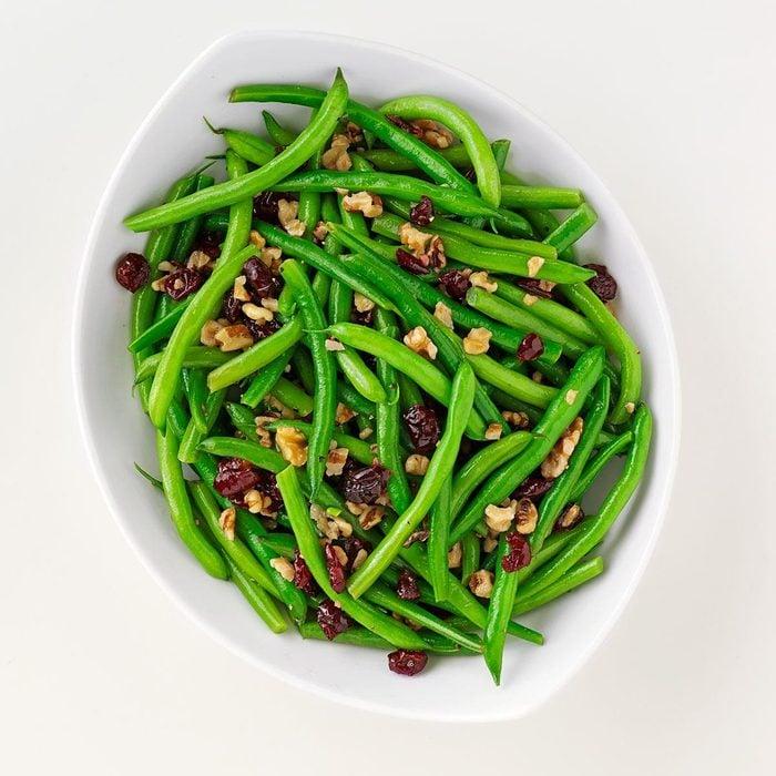 Green Bean and Walnut Salad