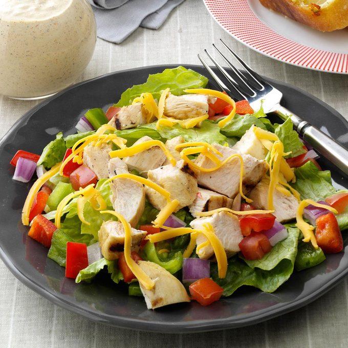 Inspired by: Chicken Garden Salad