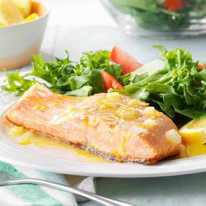 Grilled Citrus Salmon