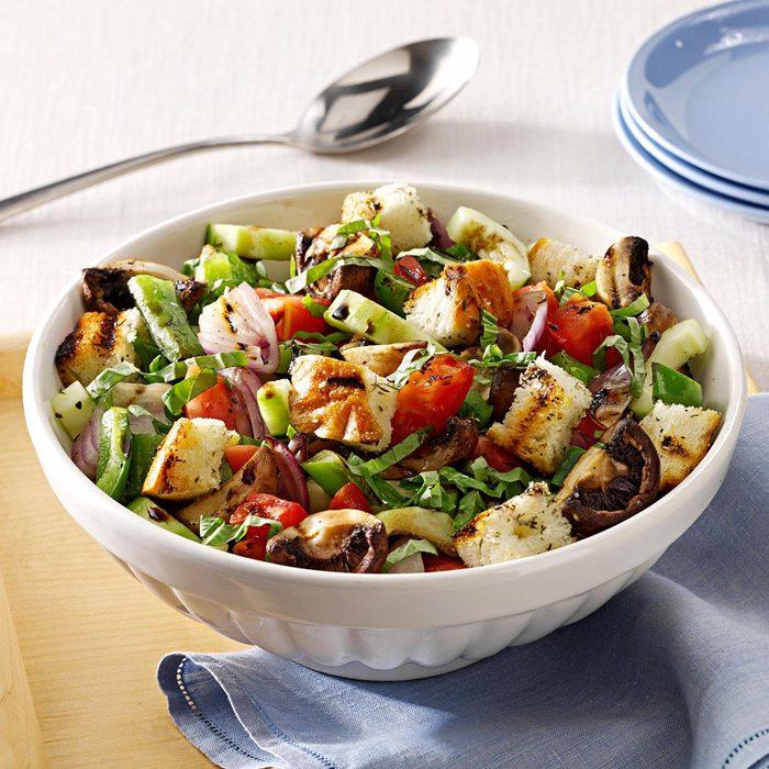 Grilled Lebanese Salad
