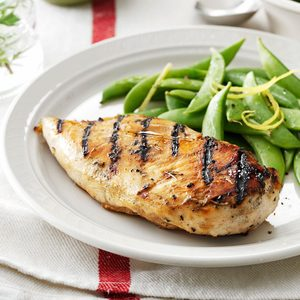 Grilled Lemon-Rosemary Chicken