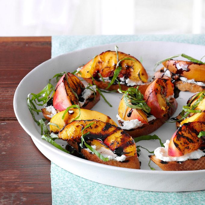 Grilled Nectarine Cheese Crostini Exps151865 Th143192d02 07 3bc Rms 2