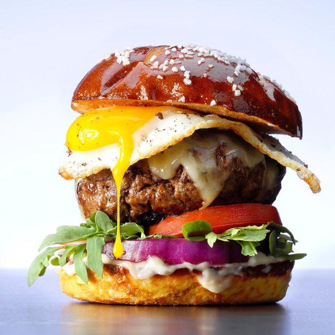 Inspired by: Sunrise Burger