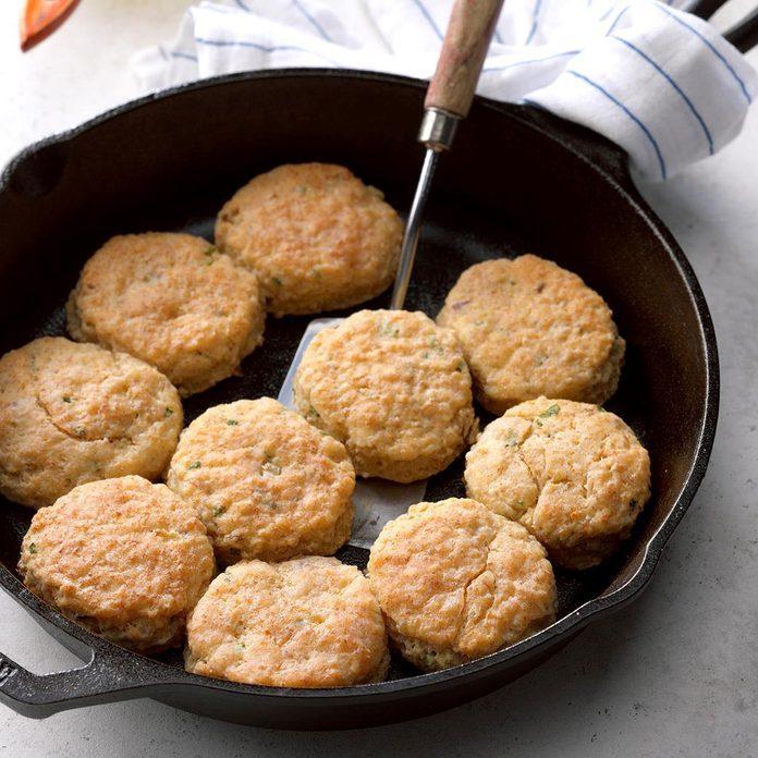 Ham Biscuits