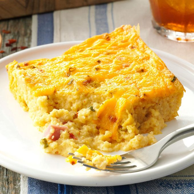 Ham Cheese Grits Casserole Exps109319 Th143190d10 03 5bc Rms 2