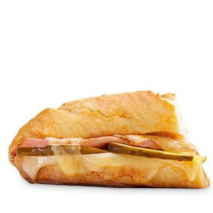 Ham & Swiss Melts