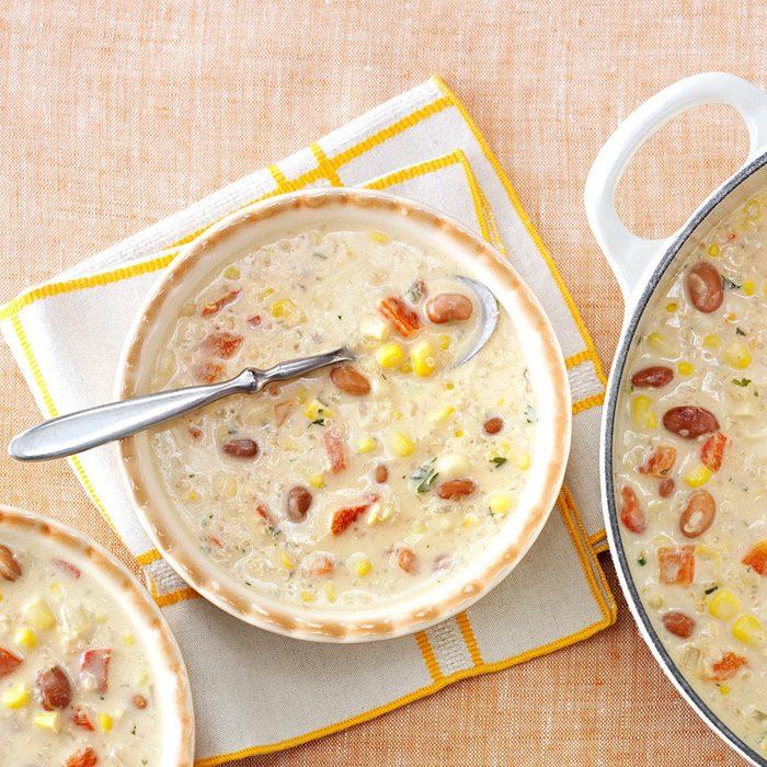 Hearty Quinoa Corn Chowder Exps157021 Th2379801c07 05 2bc Rms 5