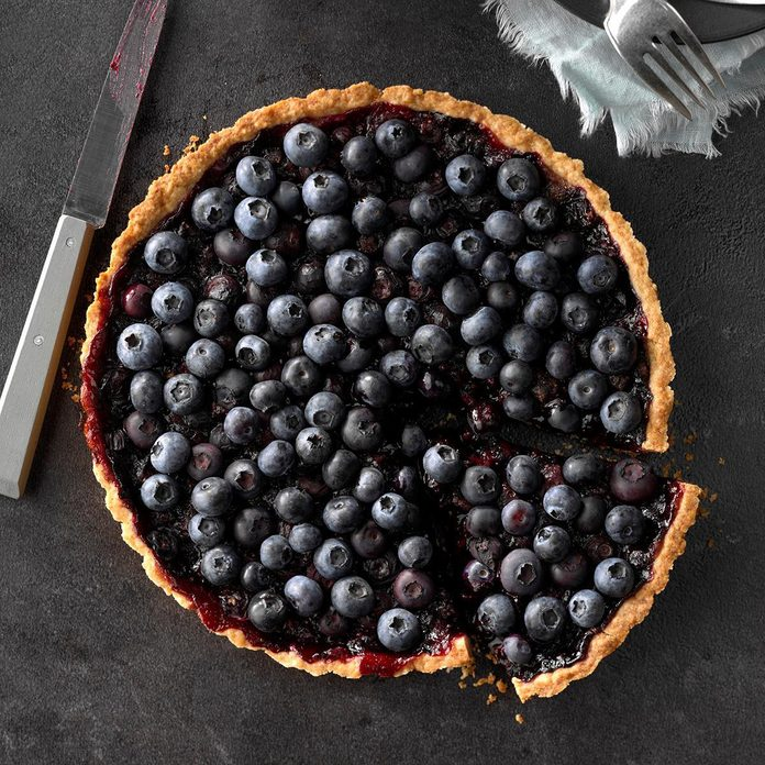 Heavenly Blueberry Tart Exps Ppp18 4701 C04 25 1b 4