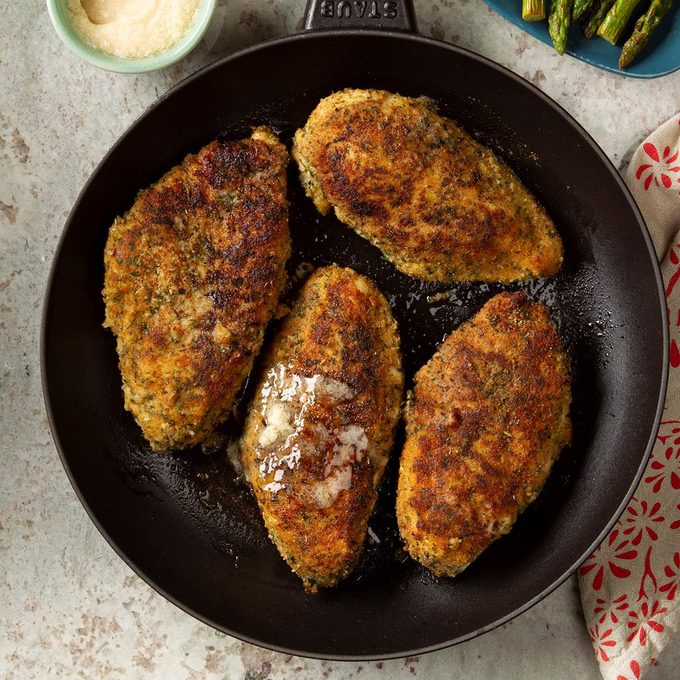 Herb Chicken With Honey Butter Exps Ft20 46023 F 0131 1 10