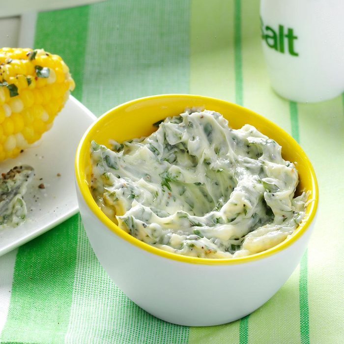 Herbed Basil Butter