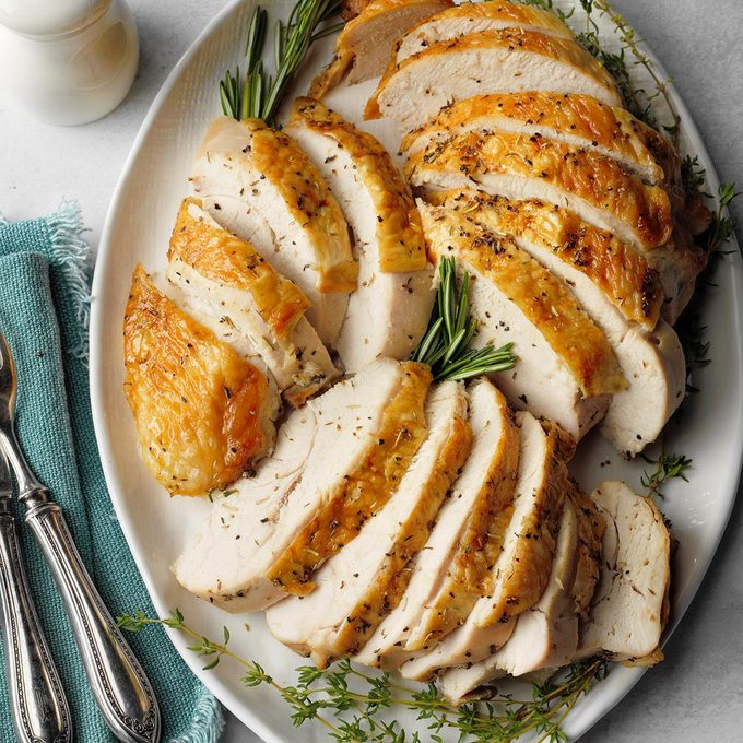 Herbed Roast Turkey Breast Exps Diyd19 33347 E09 10 10b 5