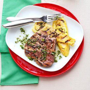 Herbtastic Pork Chops