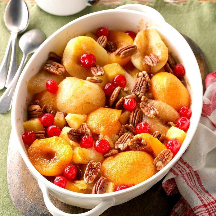 Home-for-Christmas Fruit Bake