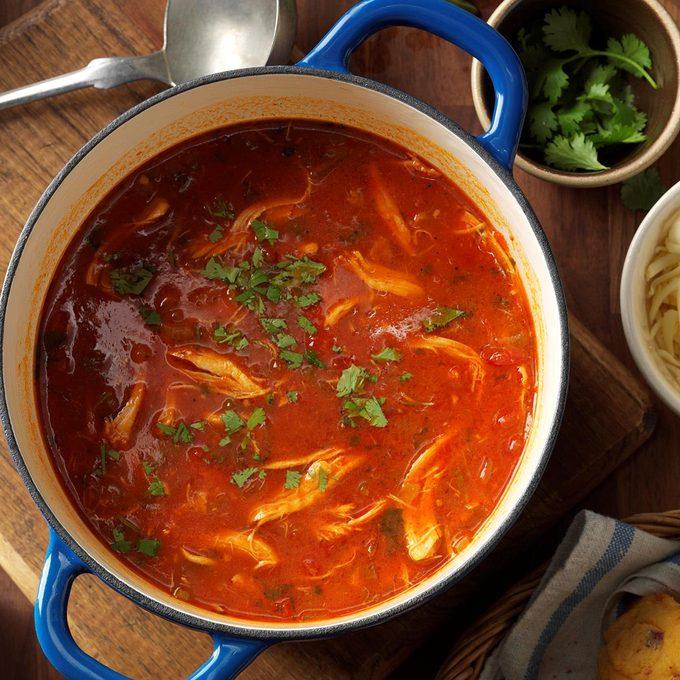 Homemade Chicken Tortilla Soup Exps Thfm17 29319 C09 28 5b 5