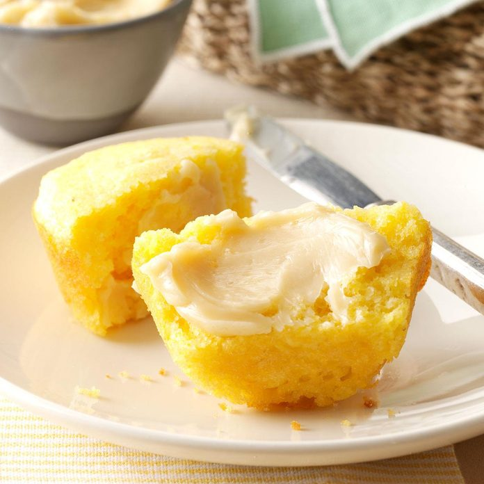 Inspired by: Cracker Barrel's Corn Muffins