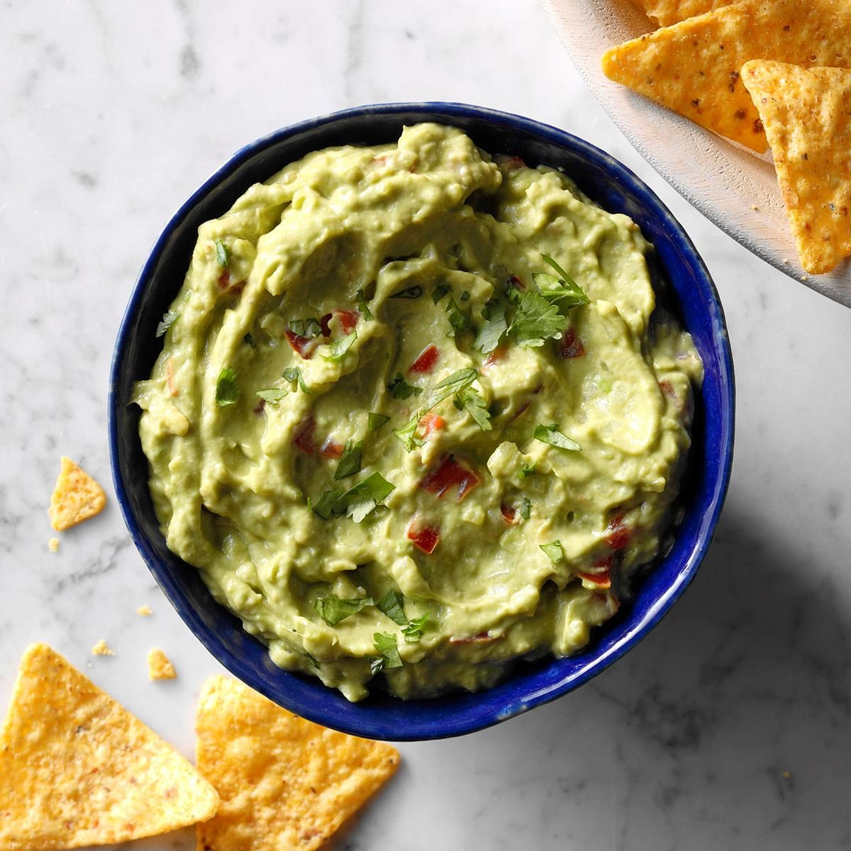 Inspired by: Chipotle Guacamole and Chips