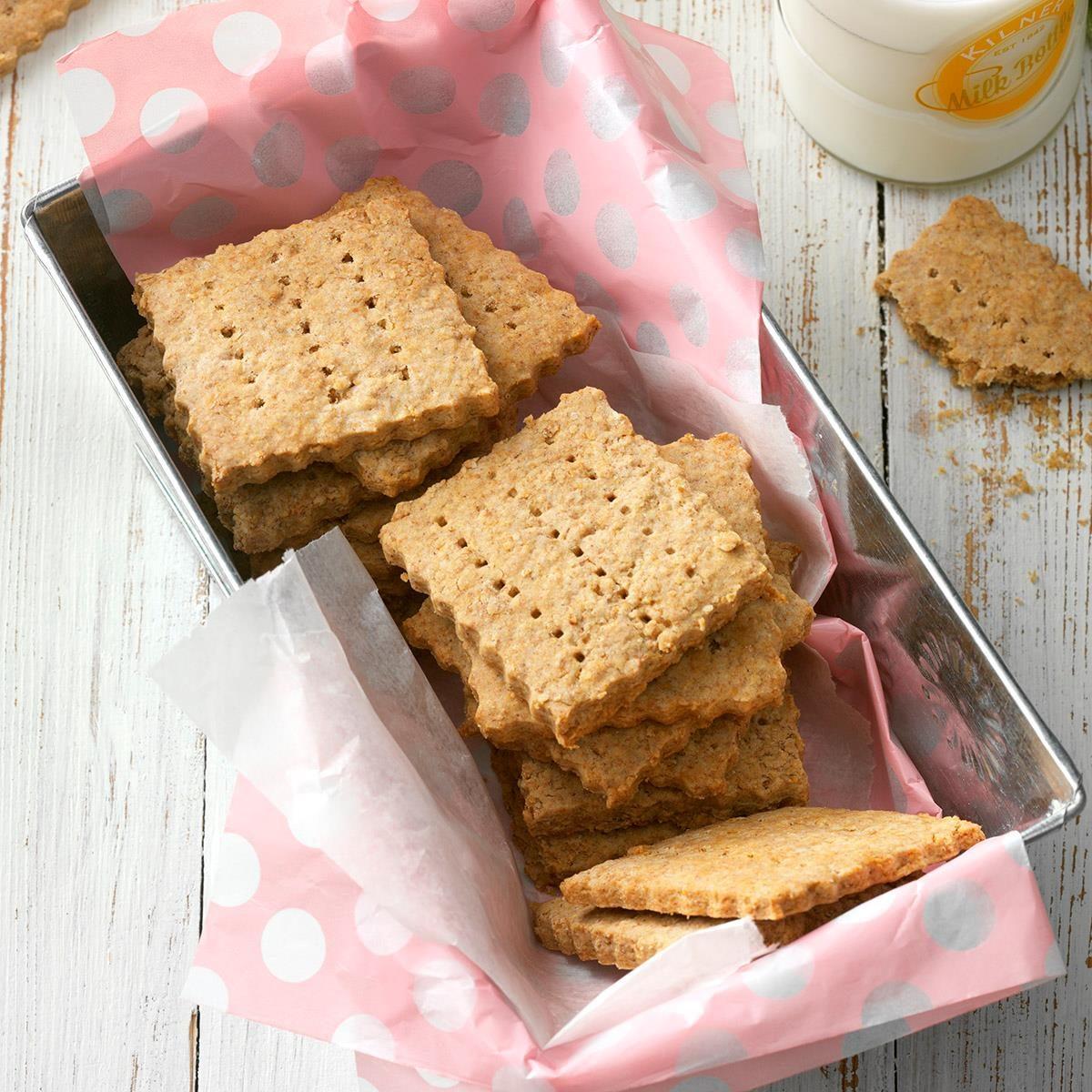 Inspired By: Honey Maid Graham Crackers