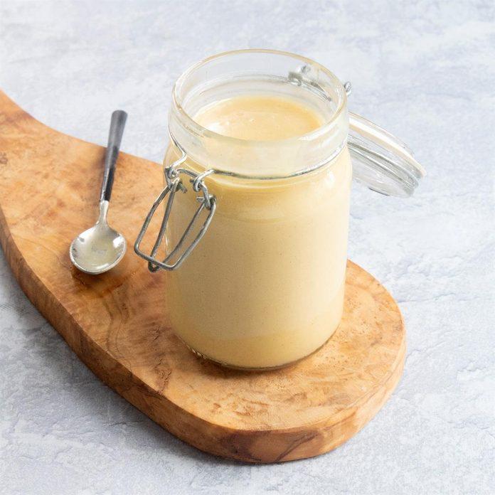 Homemade Honey-Mustard Dressing