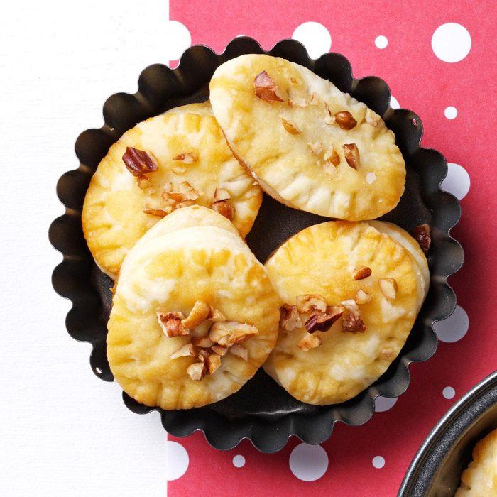 Honey-Nut Christmas Cookies