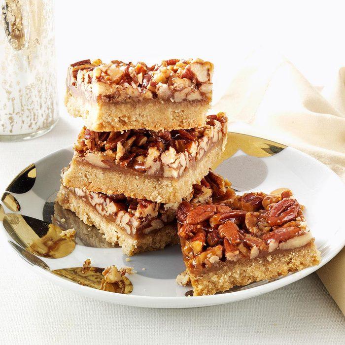Honey-Pecan Squares